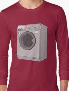 washmachine Long Sleeve T-Shirt