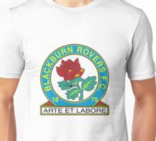 blackburn rovers logo Unisex T-Shirt