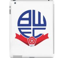 bolton wanderer logo iPad Case/Skin