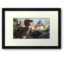 Ark  Framed Print