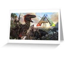 Ark  Greeting Card