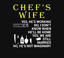 Chef's Wife Unisex T-Shirt