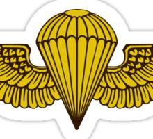 Gold Wings Sticker