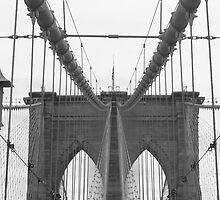 Brooklyn bridge by modernistdesign
