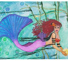 The Sea Sphere by Sandra Gale