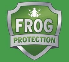 Frog Protection? Fraud Protection!  by Knight The Lamp