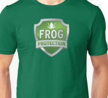 Frog Protection? Fraud Protection!  Unisex T-Shirt