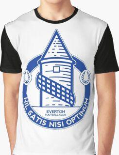 everton team logo Graphic T-Shirt