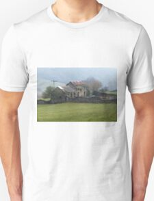 Dilapidated Cottage, Hope Valley, Eyam T-Shirt