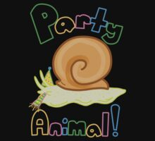 Party Animal Kids Tee