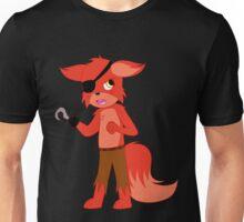 FNAF Chibi Foxy the Pirate Unisex T-Shirt