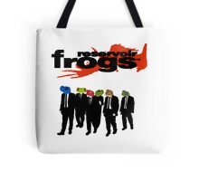 Reservoir Frogs Tote Bag