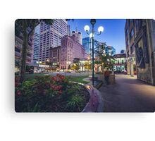 Brisbane's Post Office Square Canvas Print