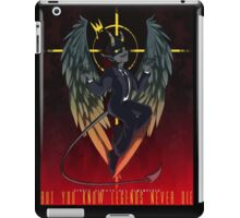 Emperor's New Clothes-Sherlock BBC iPad Case/Skin