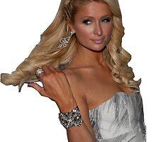 Paris Hilton Sass Queen by decentart