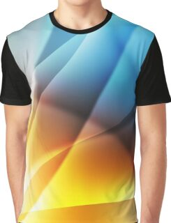 Light Wave Graphic T-Shirt