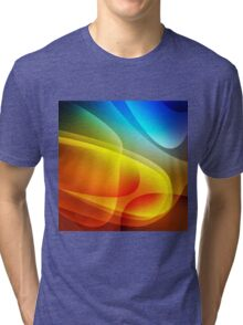 Light Wave Tri-blend T-Shirt