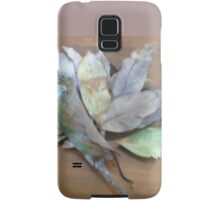 Branch of leaves wit leaf stalk Samsung Galaxy Case/Skin