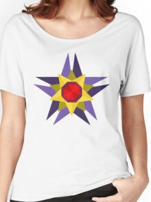 Starmie Vector Artwork Women's Relaxed Fit T-Shirt