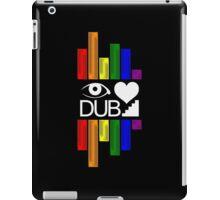 I <3 Dubstep Moar iPad Case/Skin