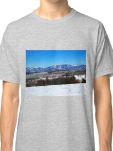 snow on point lookout Classic T-Shirt