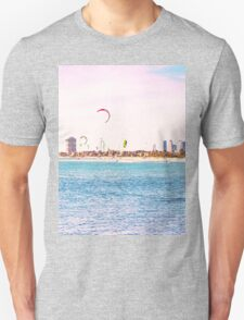 Windsurfing at St Kilda T-Shirt