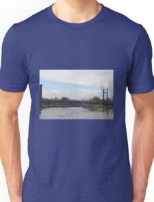 Exeter Bridge.......Exeter Quays, Devon UK Unisex T-Shirt