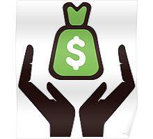 secure money concept Poster