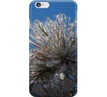 Toronto Ice Storm 2013 - Pine Needle Flower iPhone Case/Skin