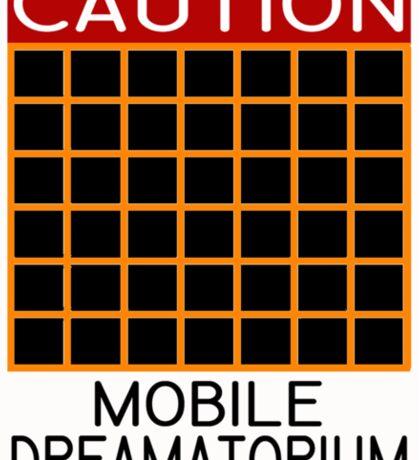 Mobile Dreamatorium Sticker