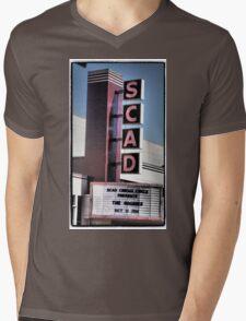 SCAD Mens V-Neck T-Shirt