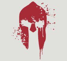 Spartan Blood by BGWdesigns