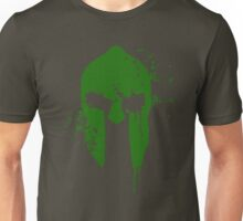 Spartan Blood - green warrior Unisex T-Shirt