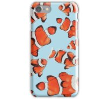 Many Fishes iPhone Case/Skin