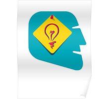 creative idea design  Poster