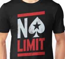No Limit Poker Unisex T-Shirt