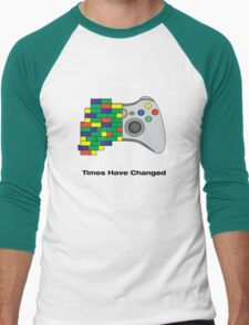 Times have changed Men's Baseball ¾ T-Shirt