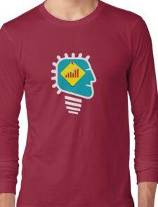 men with growth idea Long Sleeve T-Shirt