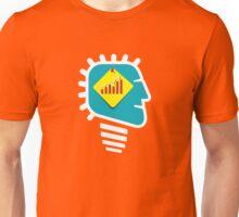 men with growth idea Unisex T-Shirt