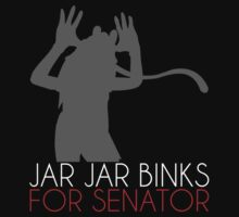 GEEC Club -Vote Jar Jar- by GEEC