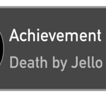 Gelatinous Cube Achievement  Sticker