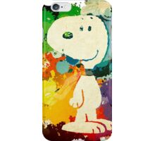 Snoopy Skecth iPhone Case/Skin