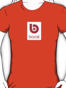 boost (beats/turbo parody) T-Shirt