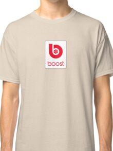 boost (beats/turbo parody) Classic T-Shirt