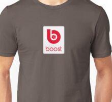boost (beats/turbo parody) Unisex T-Shirt
