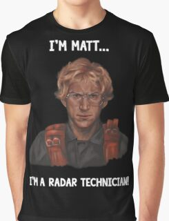 I'm Matt... Graphic T-Shirt