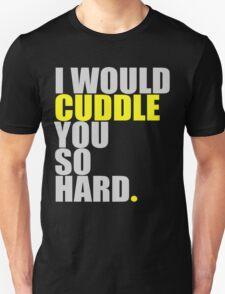 cuddle (yellow) T-Shirt