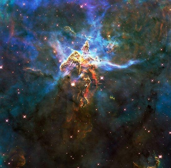 Expanse of God's Universe | Galaxy Mathematix by SirDouglasFresh
