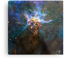 Expanse of God's Universe | Galaxy Mathematix Metal Print