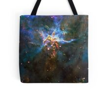 Expanse of God's Universe | Galaxy Mathematix Tote Bag